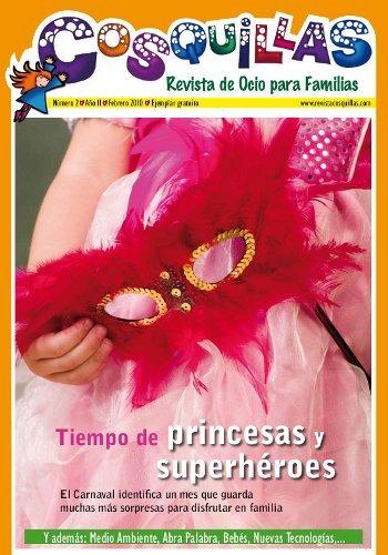 Cosquillas, revista de ocio familiar en Granada