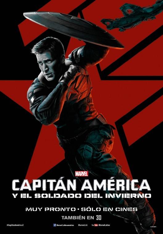 Foto de Carteles de 'Capitán América 2' (17/23)