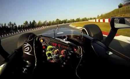 La Fórmula 1 desde el punto de vista del piloto