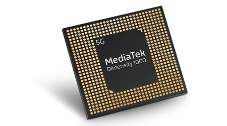 Mediatek Dimensity 1000 Chipset Soc 5g