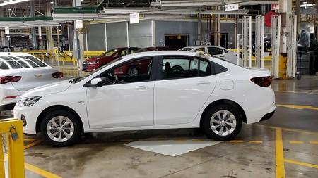 Inicia La Produccion Del Chevrolet Onix En Mexico 7