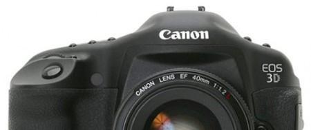 ¿Una nueva Canon EOS 3D con 46 Megapíxeles? Podría ser