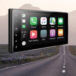 Actualiza tu coche con CarPlay con estas 7 pantallas multimedia: GPS, aviso de radares, manos libres o Spotify por menos de 600 euros