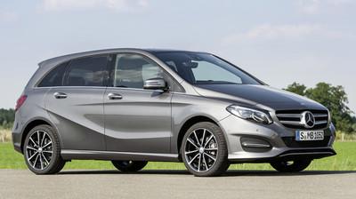 Mercedes-Benz Clase B 2015