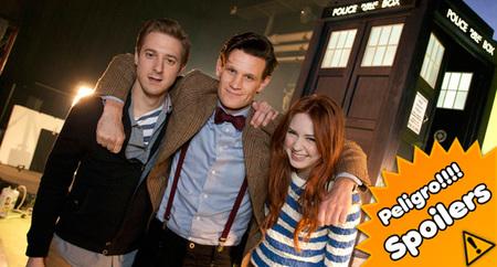 'Doctor Who' ya tiene a su nueva companion