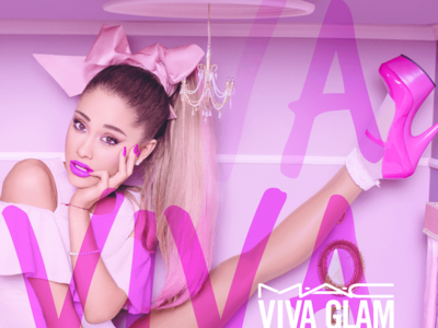Ariana Grande y MAC vuelven a ser tándem en la campaña Viva Glam