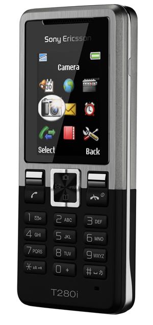 Sony Ericsson T270 y T280 presentadas en la India