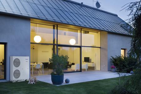 Bomba de calor Aquarena, diseño y alta eficiencia energética en un sistema de climatización