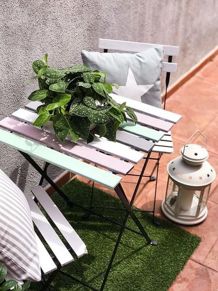 La semana decorativa: soluciones para espacios pequeños de interior y exterior e inspiración natural