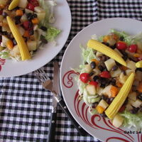 13 ensaladas veganas completas, para saciarnos con buenos nutriente