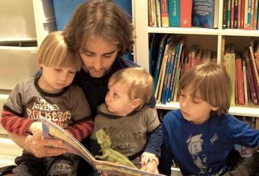 """""""Muchos padres siguen pensando que dándoles un cachete a sus hijos les están educando bien"""", entrevista a nuestro Armando"""