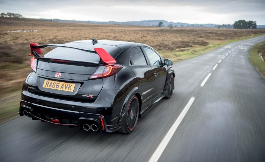 Foto de Honda Civic Type R Black Edition (2/6)