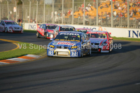 Lowndes y Winterbottom 2-1 en Albert Park