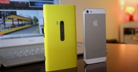 Las ventas de teléfonos con Windows Phone comienzan a superar las del iPhone en algunos países