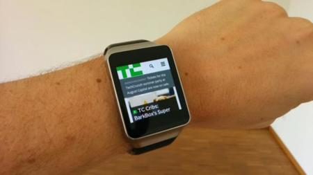 Android Wear ya cuenta con su primer navegador web: Wear Internet Browser