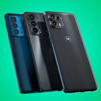 Motorola Edge 20 Lite, Edge 20 y Edge 20 Pro: una brutal tasa de respuesta táctil y una fuerte apuesta en cámaras en la gama más potente de la marca
