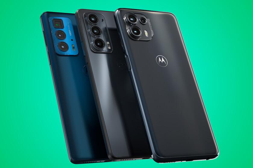 Motorola Edge 20 Lite, Edge 20 y Edge 20 Pro: una brutal tasa de respuesta táctil y una fuerte apuesta en cámaras en la gama más...