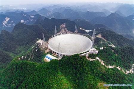 El mayor telescopio del mundo ya está plenamente operativo