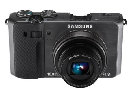 Samsung EX1, una interesante compacta para los que quieren algo más