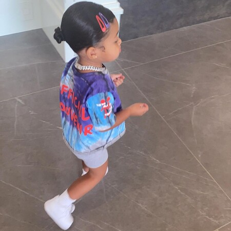Stormi Webster Style 12