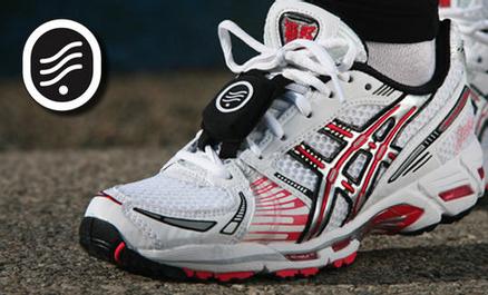 Shoe Pouch, para el Nike+IPod