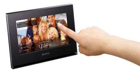 Sony S-Frame Wi-Fi, al rescate de los marcos digitales