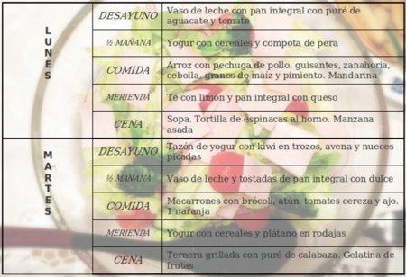 Tu dieta semanal con Vitónica (XCI): sostiene la ingesta de frutas y verduras