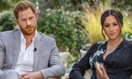 """Meghan Markle Prince Harry Oprah Winfrey Interview Cbs License Fee Revealed él y su esposa Meghan Markle hicieron """"todo lo posible"""" por permanecer en la familia real británica. """"Me entristece que haya pasado lo que pasó, pero me siento cómodo sabiendo que hicimos todo lo que pudimos para que funcionara"""""""