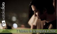 7 talentos de la fotografía en flickr