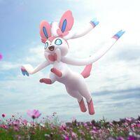 Pokémon GO: cómo evolucionar a Eevee en Sylveon