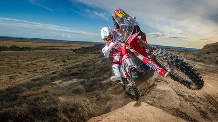Laia Sanz Gasgas Dakar 2020 2