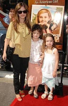 Rachel Bilson de estreno en Los Angeles