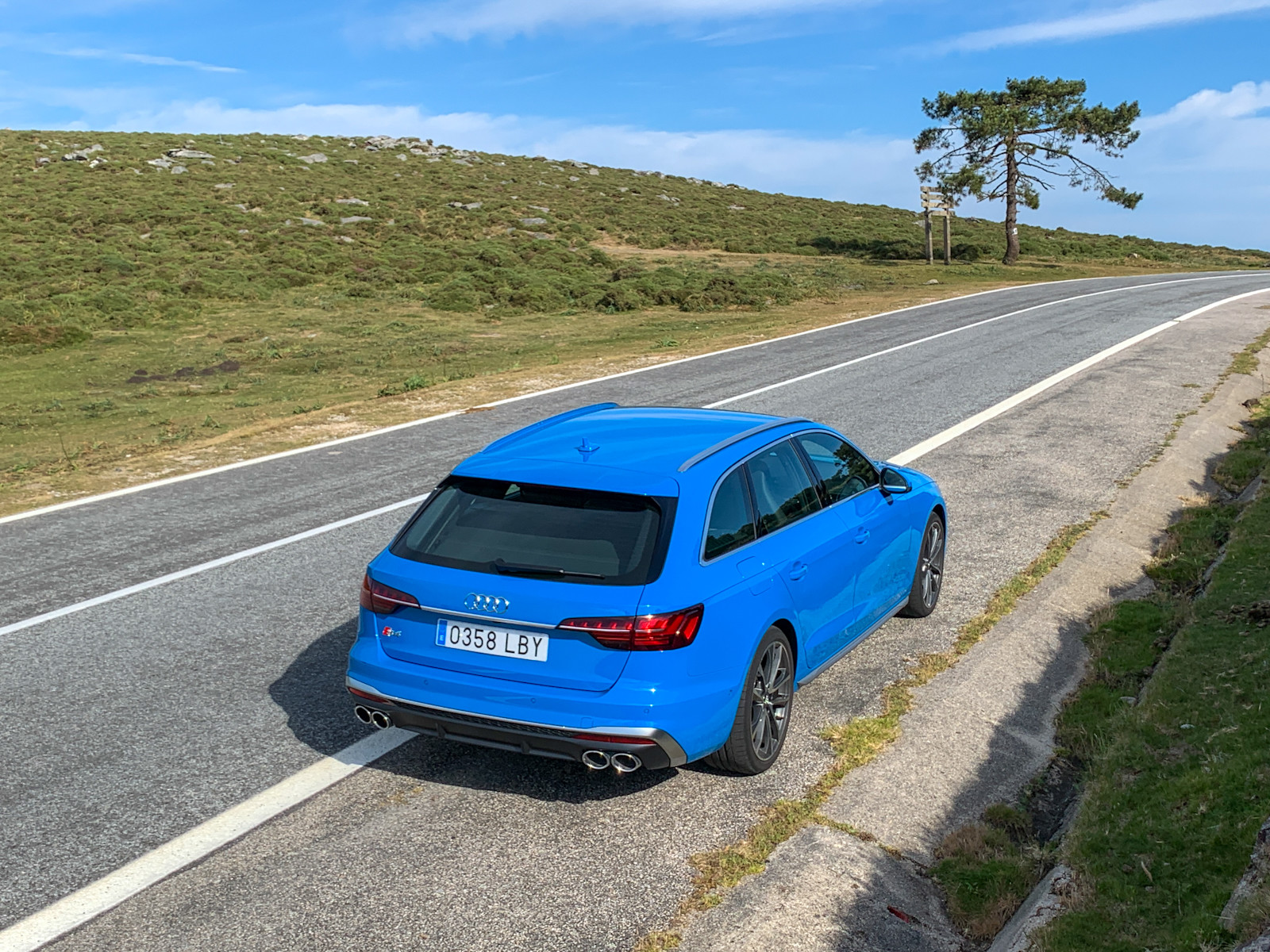Foto de Audi S4 Avant 2020 (prueba) (5/26)