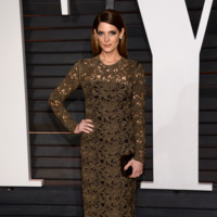 Ashley Greene en la fiesta Vanity Fair