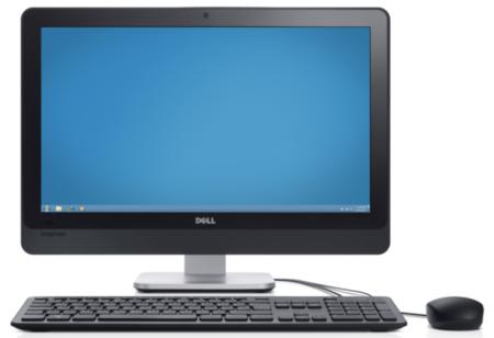 Nuevos Dell Inspiron One 23 y One 20