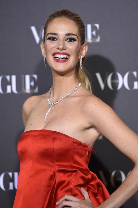 """Las celebrities patrias """"brillan como diamantes"""" en los Premios Vogue Joyas 2014"""