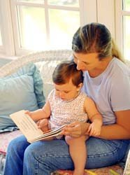 Leerle al bebé: cuanto antes, mejor