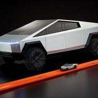 Hot Wheels se sube a la ola y lanzará un Tesla Cybertruck de radiocontrol