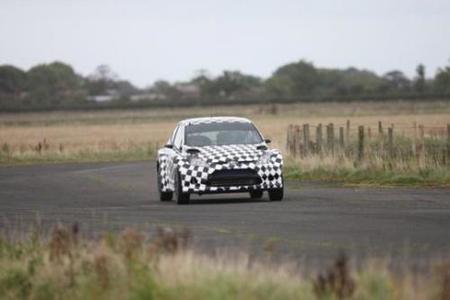 Primeras imágenes del Ford Fiesta S2000