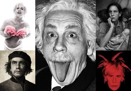 John Malkovich recrea míticos retratos, la imagen de la semana