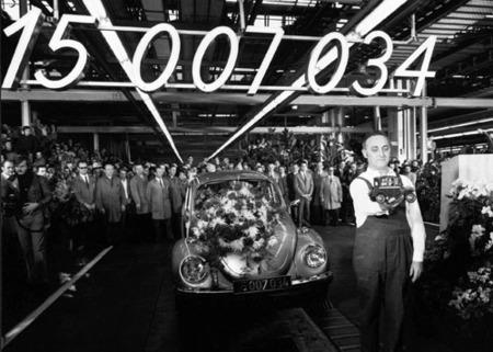 Volkswagen 15 millones