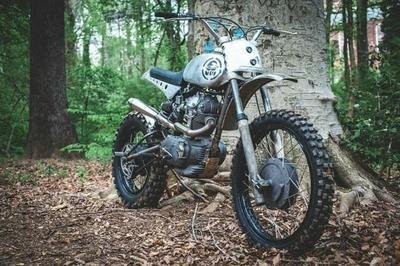 El sonido de la furia, o una Ducati Scrambler fabricada por Bryan Fuller