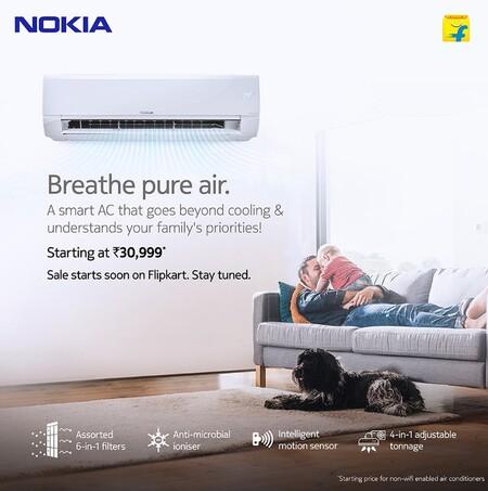 Aire Acondicionado Nokia 4
