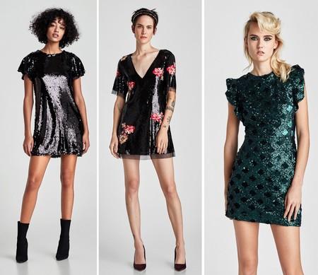 mejor autentico mejor venta oficial de ventas calientes Los 27 vestidos de Zara de fiesta que te solucionarán la ...