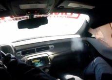 Dolorpasión®: Esto le pasa a tu auto cuando pierdes el control a 312 km/h