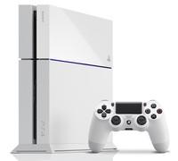 También en México, Sony viste de blanco al PS4