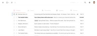 Devuelve la simplicidad y el minimalismo de Inbox a Gmail con esta fantástica extensión para Google Chrome