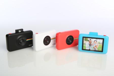 Así son las nuevas cámaras Polaroid: conceptos retro en cámaras modernas