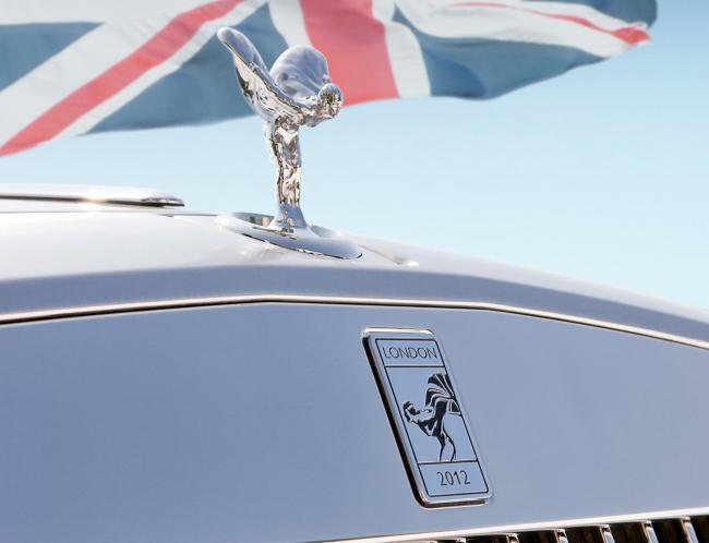 Rolls-Royce Olympics 2012