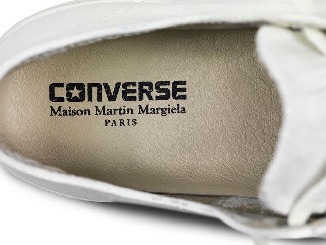 Colaboración Converse y Maison Martin Margiela